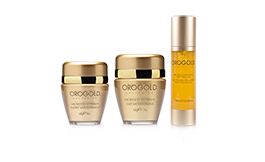 The Orogold 24K Multi-Vitamin Collection