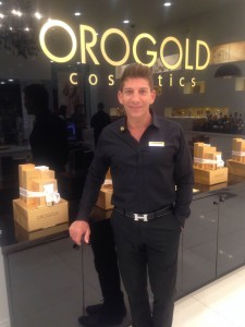 Interview with Rami Mars - OROGOLD Cosmetics Glendale