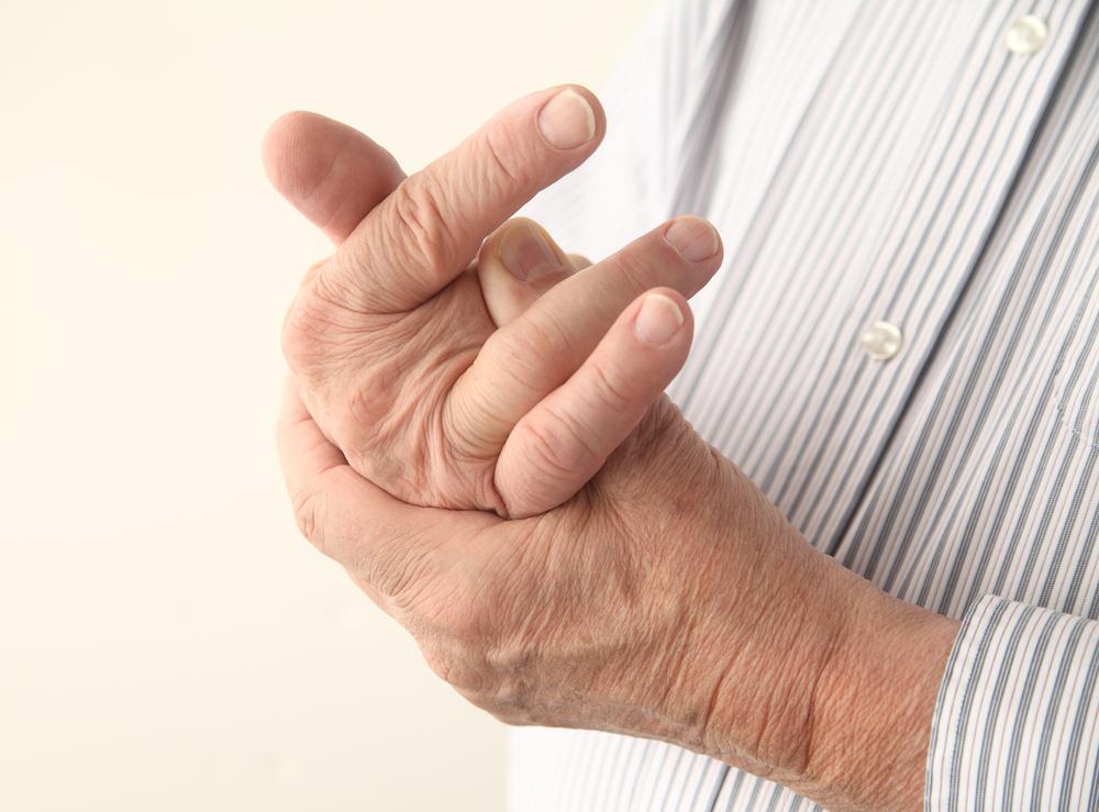 Arthritic fingers