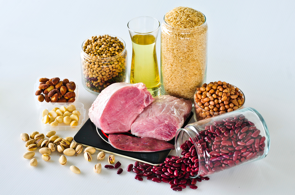 Foods which contain thiamine