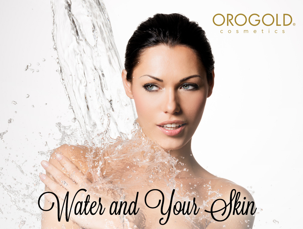 Water and your skin