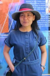 Rosalina Heinsius, OROGOLD Employee