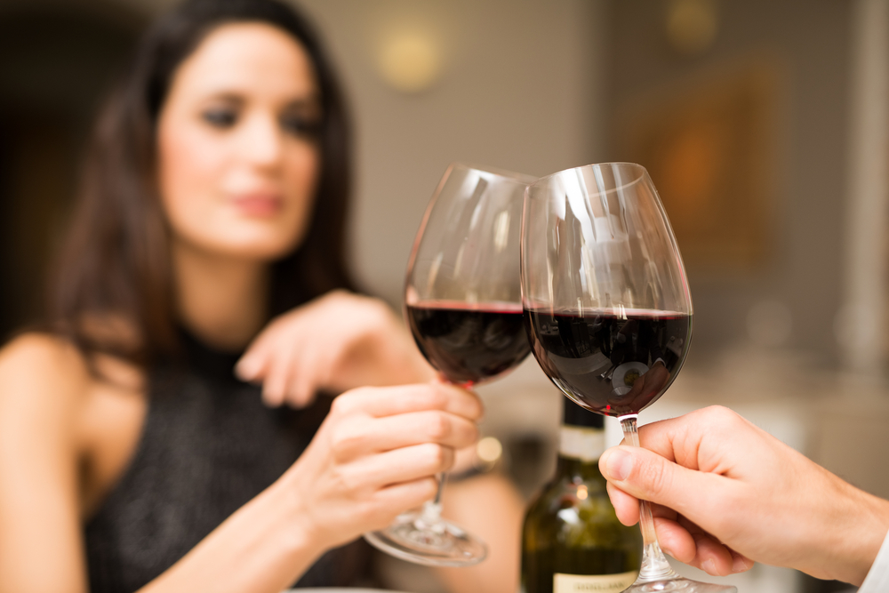One Drink Per Day May Be Enough wine
