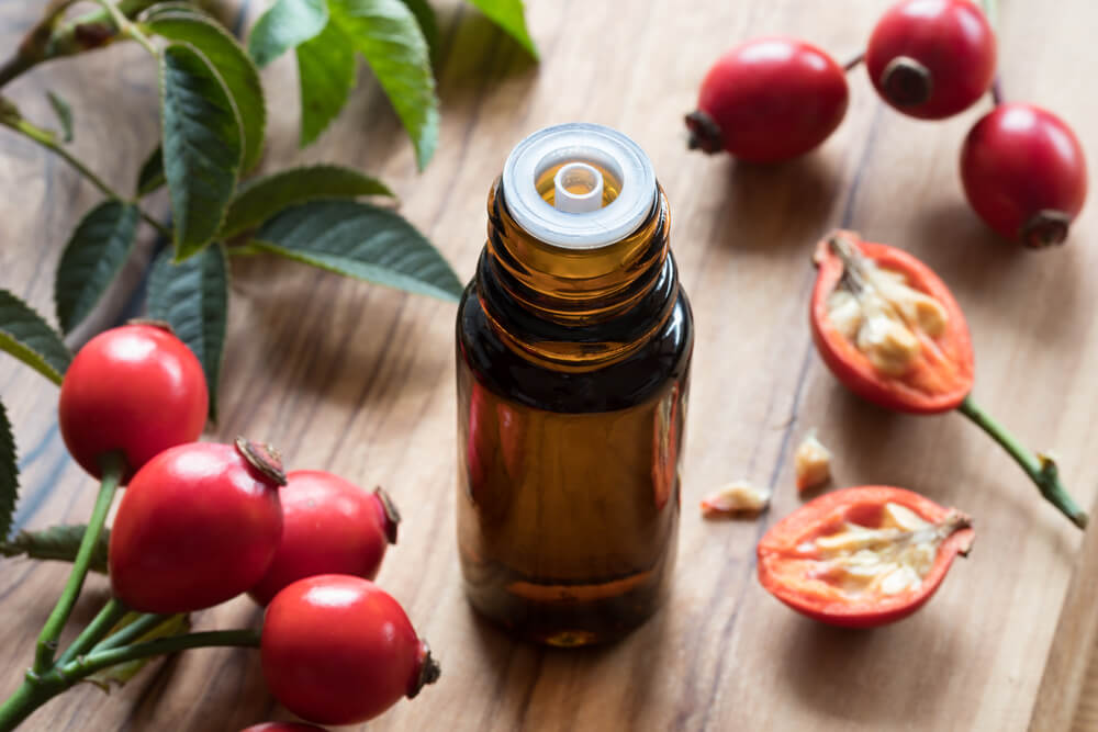 rosehip oil and extract