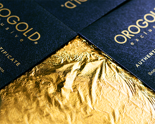 OROGOLD Gold Sheets