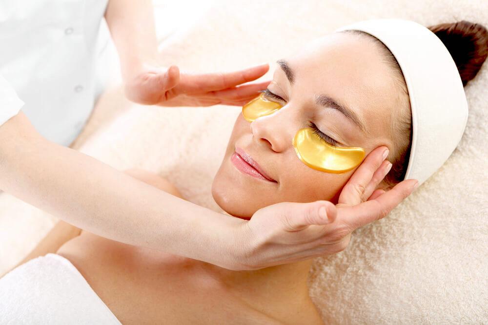 gel eye masks