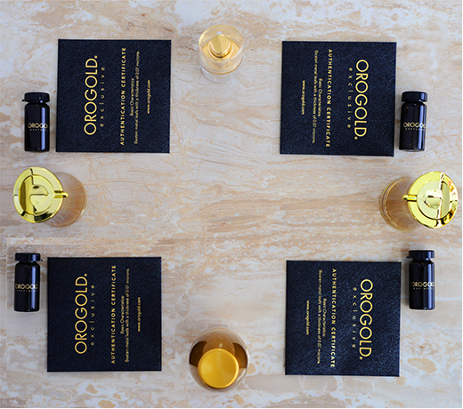OROGOLD Products From The Cleopatra Collection