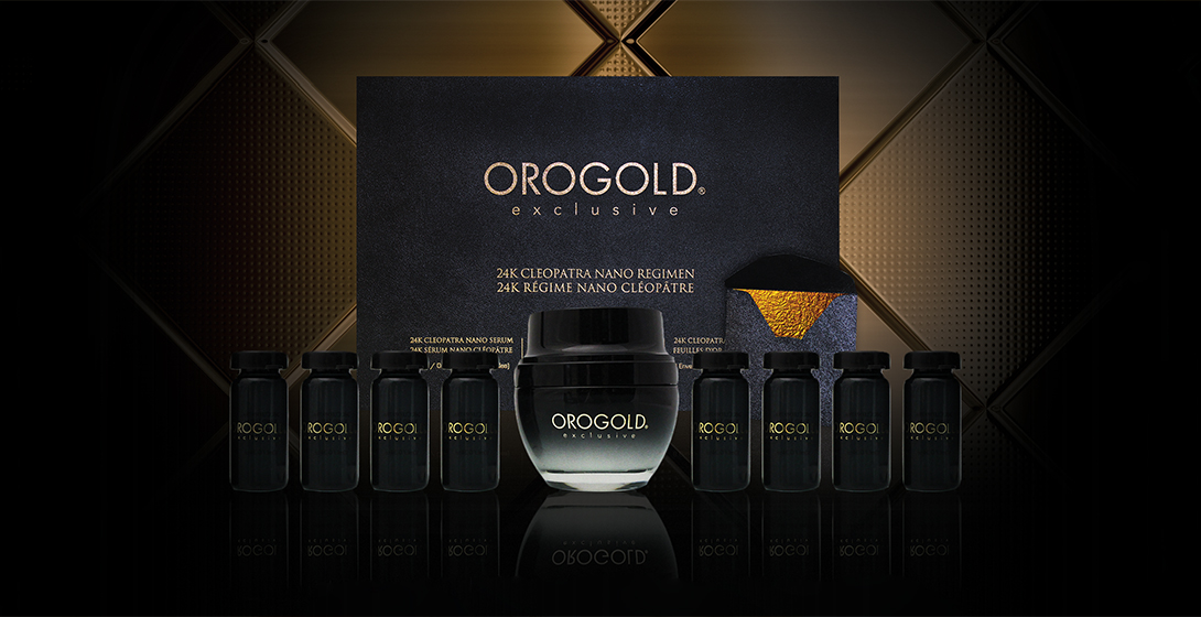 OROGOLD Cleopatra Collection